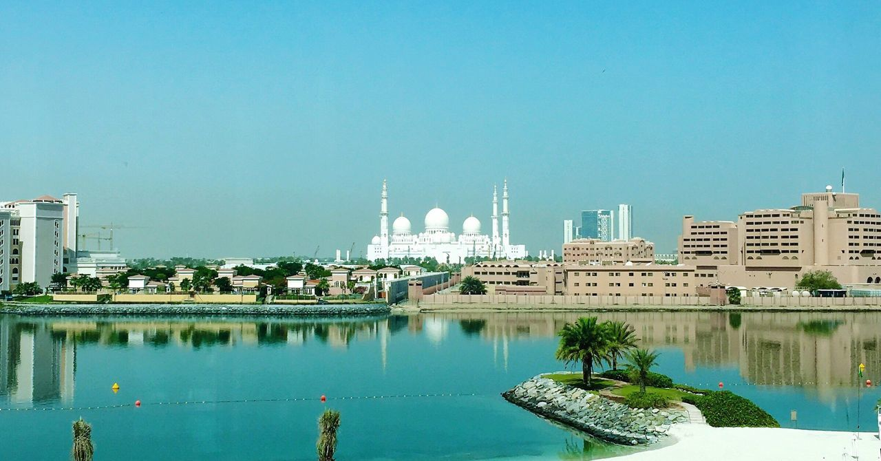 Abudhabi Grandmosque First Eyeem Photo Islamic Architecture Architecture UAE The Architect - 2016 EyeEm Awards Feel The Journey
