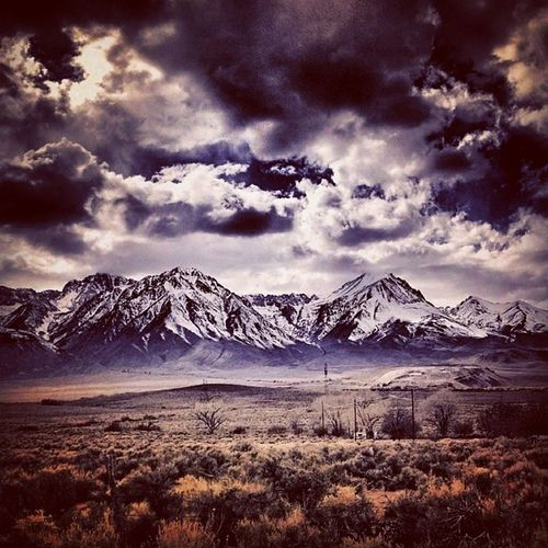 Jw Bigpineca Afb Cloudparty cloudlover owensvalley sierras jaymewilliams sw wiggs