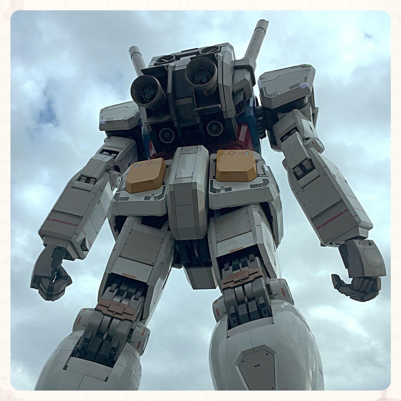 ガンダム Gundam Odaiba Iphone6s