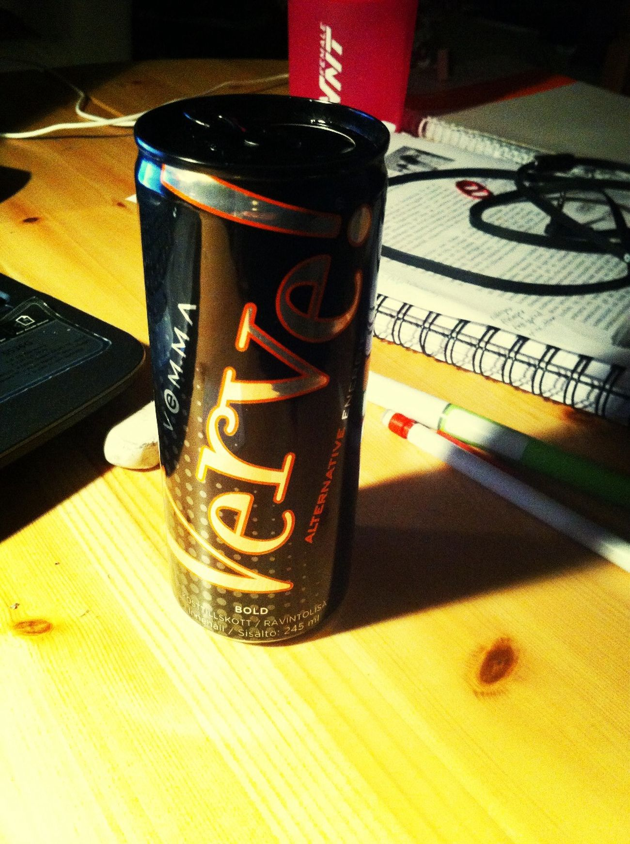 Verve bold!! Best drink ever! Give u natural energy, no suger! Healthy lifestyle! Best team in Växjö Sweden! Dream big ! Verve  Vemma  Vitaminandminerals Studdyenergy