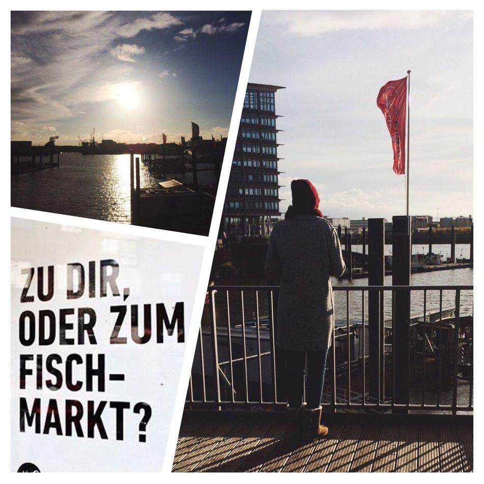 Hamburch Fischmarkt St Pauli... What Else?