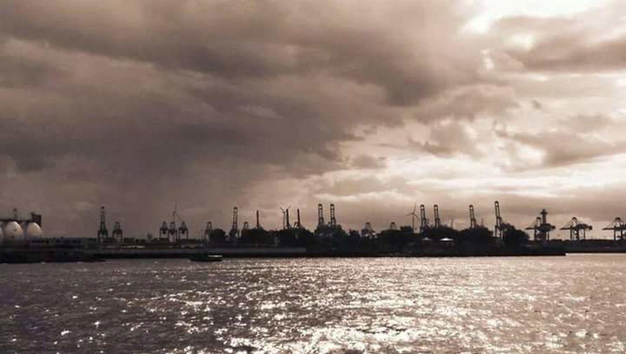 Hamburch Hafen