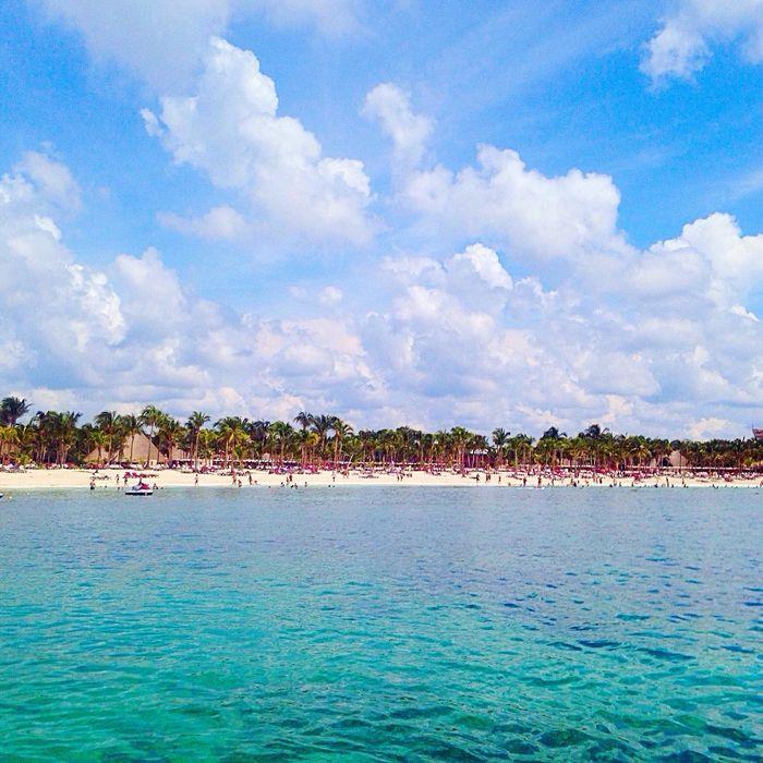 Showcase March Beach Sky Water Ocean Beauty Mexico Riviera Maya Tulum Barceló Inspire