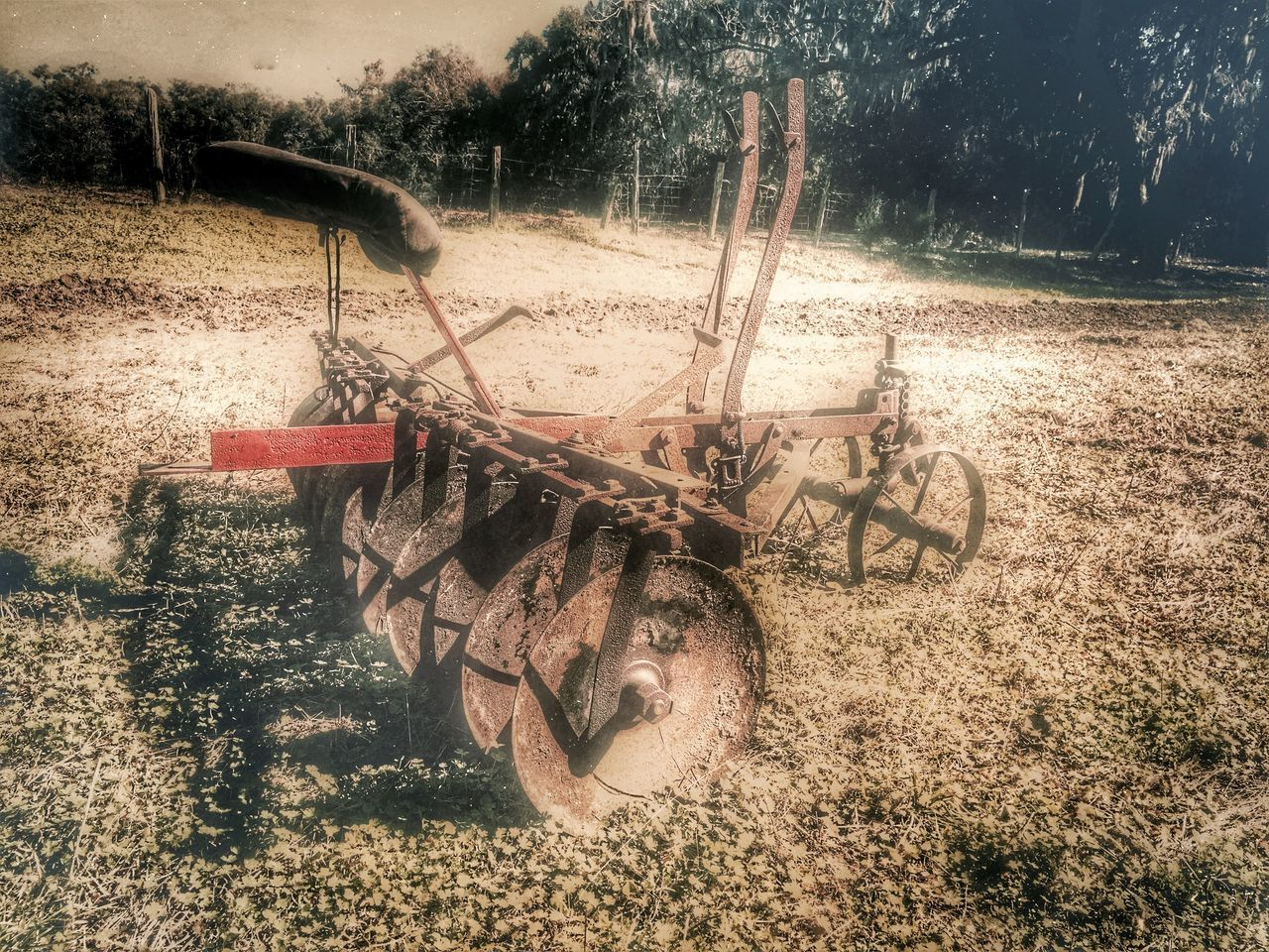 Old Time Farm Equipment Farm Farmland Farm Life Farming Farmlife On The Farm 1800s Plow Plowing The Fields Plowing Fields Planting Agriculture Plant, Field, Agriculture, Plantation