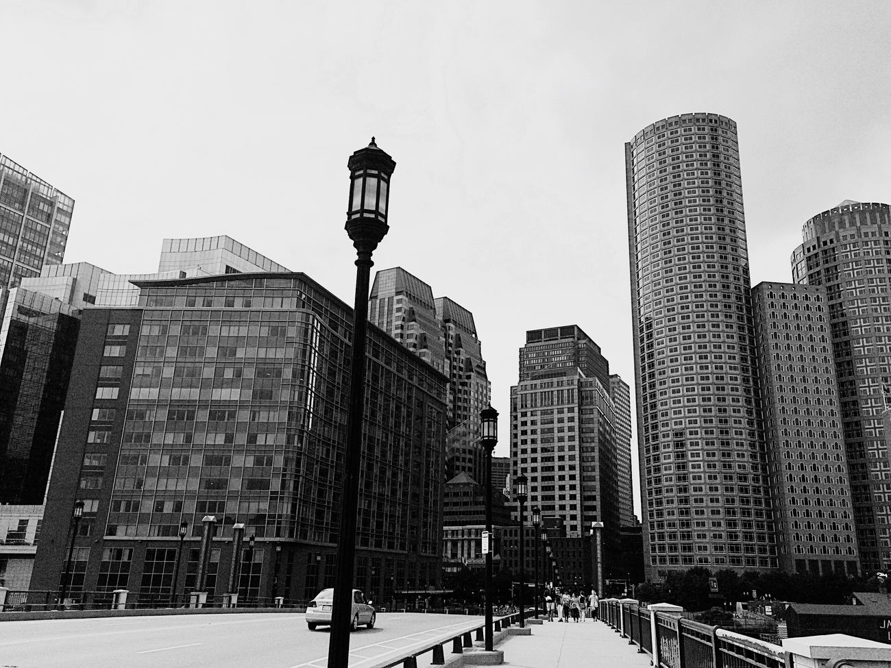 Boston City Life Cityscapes