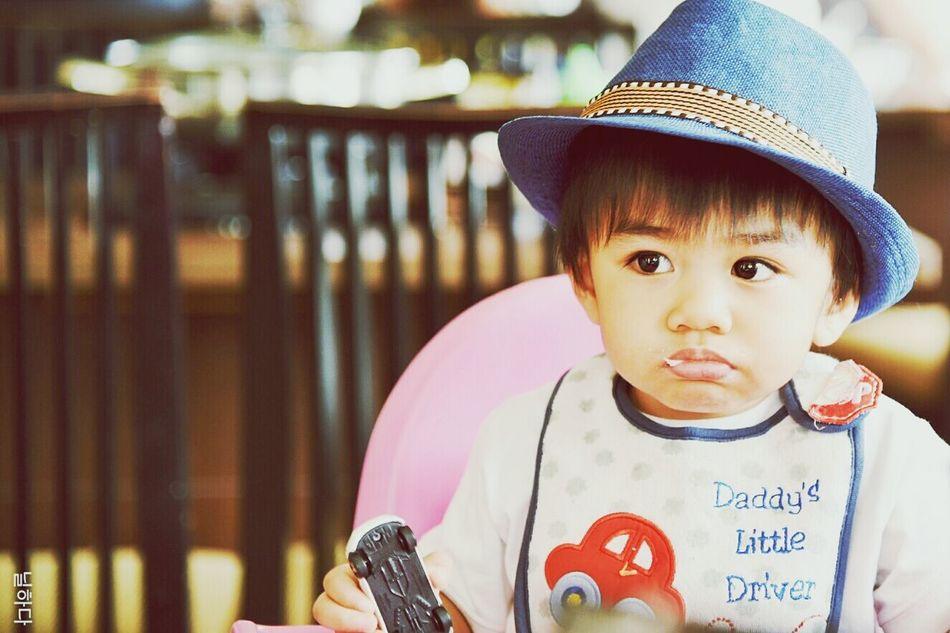 Joel....... The Human Condition Babyboy Human Interest Portrait