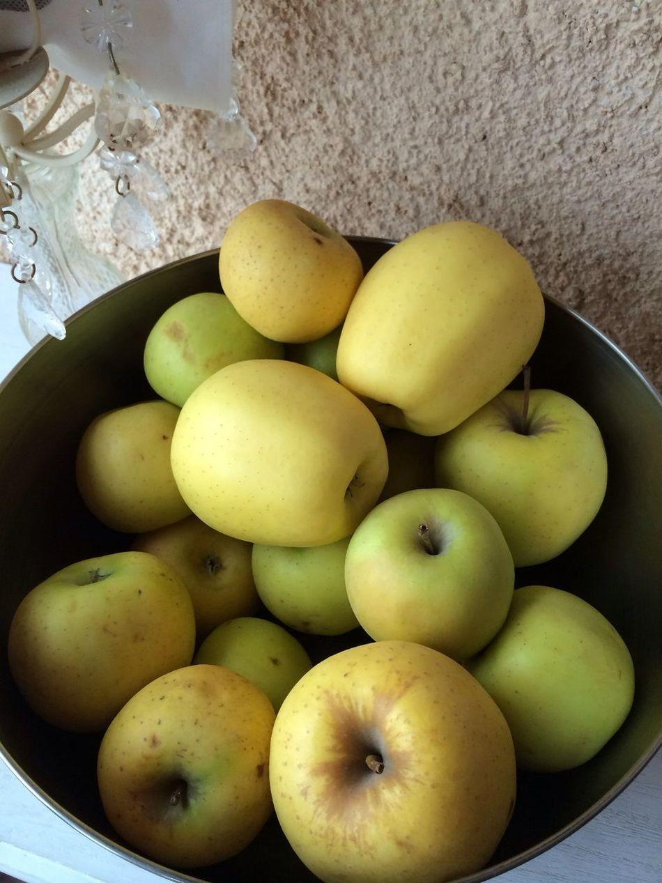 Les belles pommes des Alpes