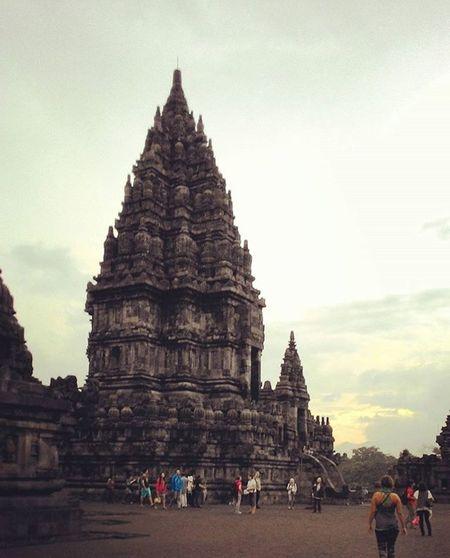 Vishnu Temple - Took this on my trip to Jogja last february Temple Culture History Travel Yogyakarta