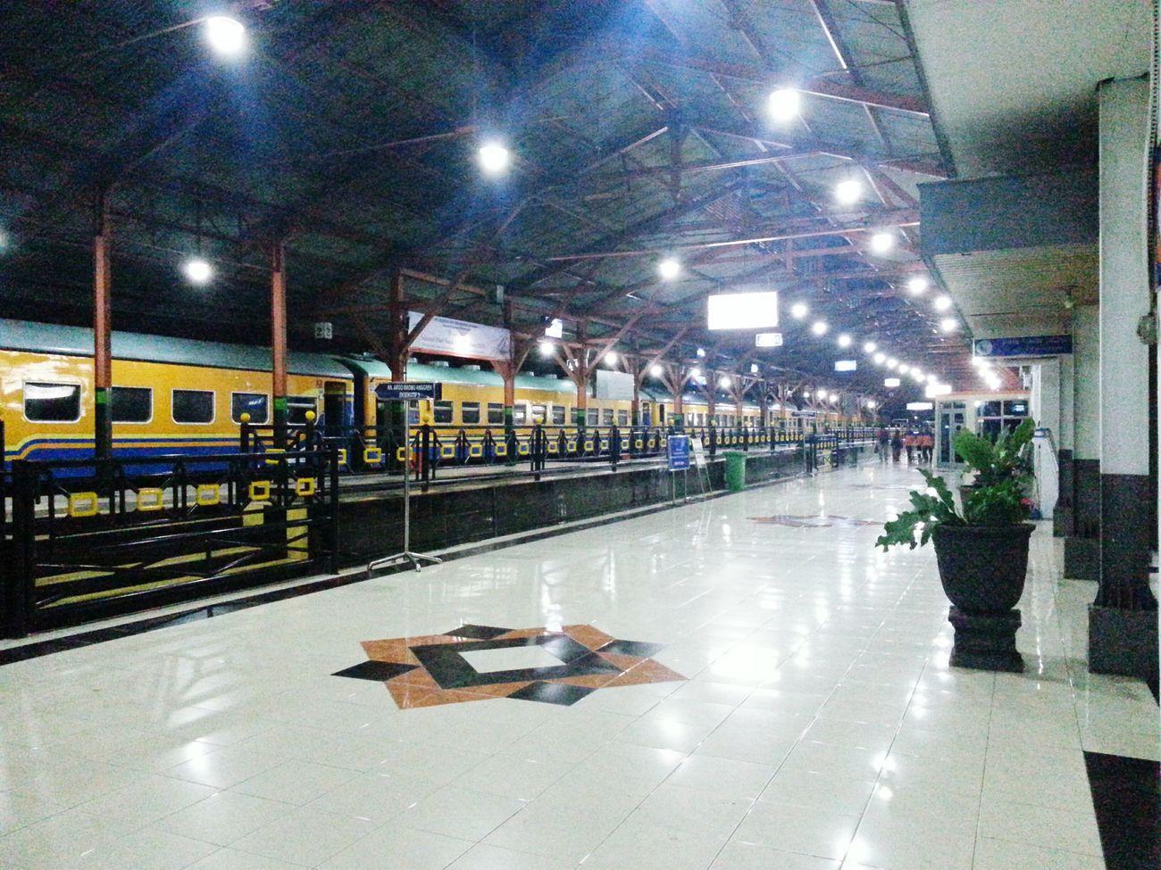 Public Transportation Hanyamenunggu