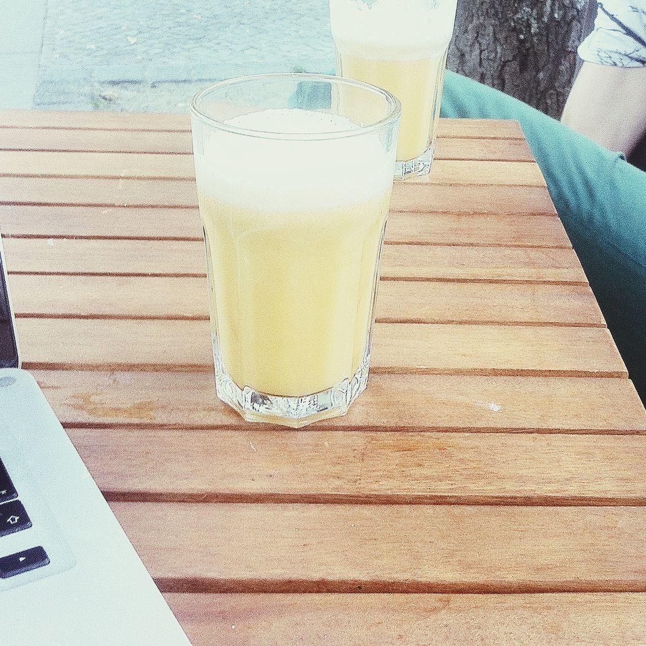 yes! to felix making us fresh Juice
