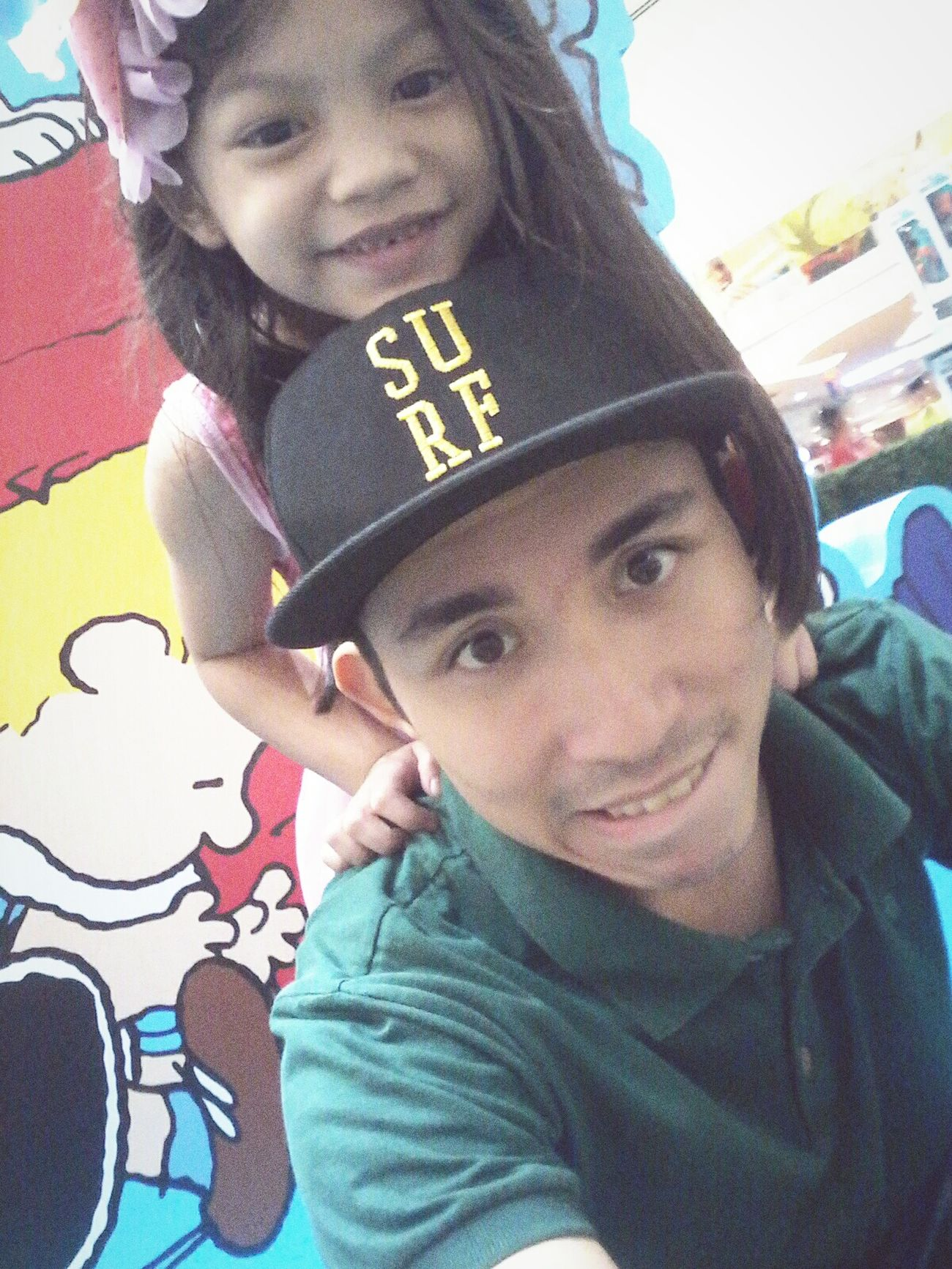 RePicture Friendship me and my baby little sister! Enjoy Life
