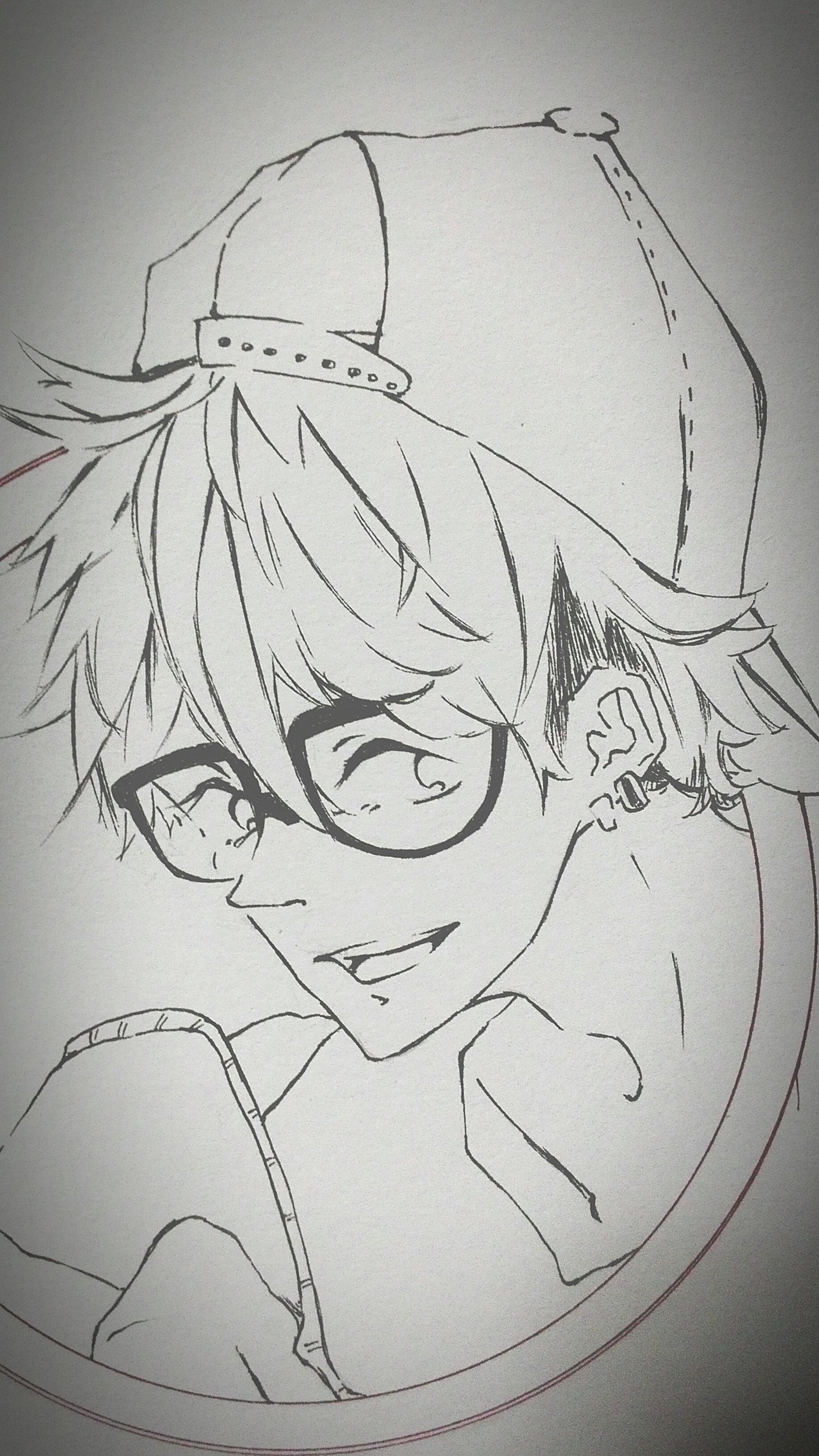 First Eyeem Photo Drawing 落書