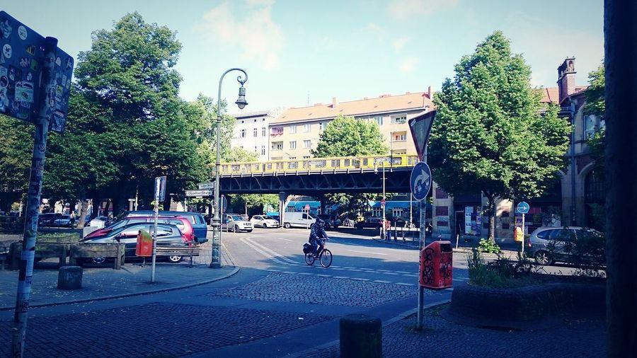 Taking Photos Hanging Out My Fucking Berlin Enjoying Life Midweek Stroll