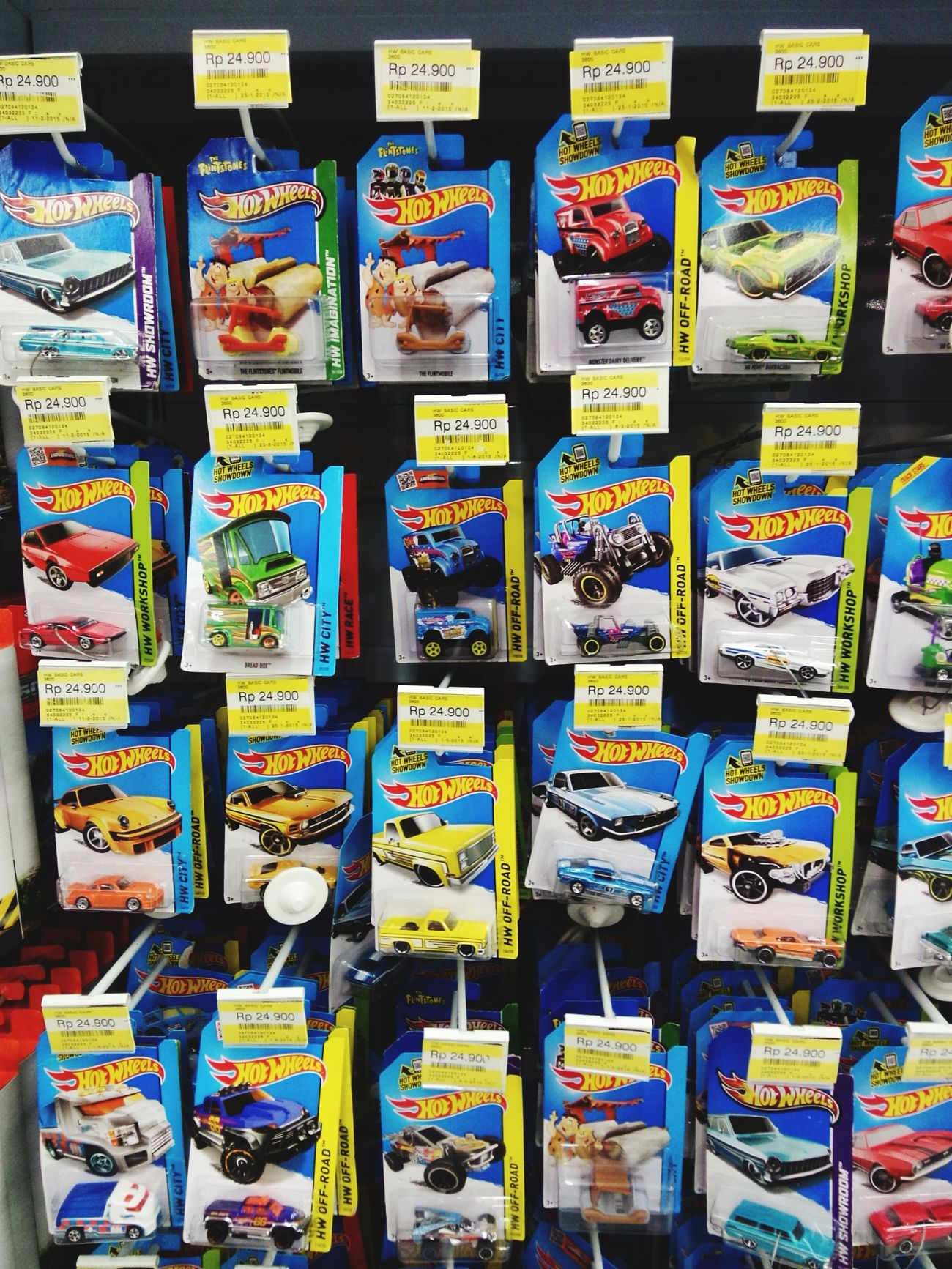 Diecastcars HotWheels Indonesia's Shopping Center Buy Some I Love It ❤