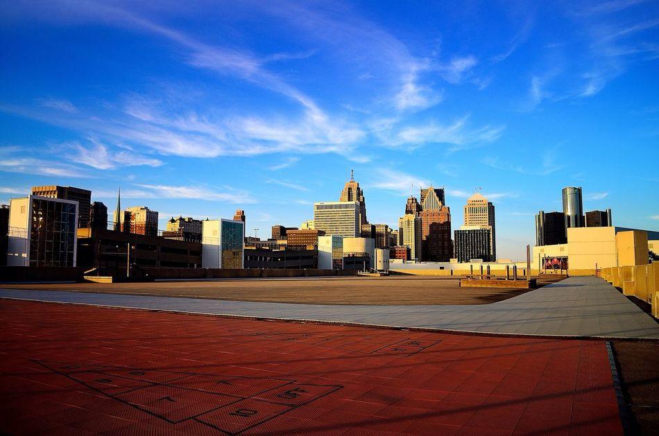 Beautiful stock photos of detroit, Architecture, Building, Building Exterior, Built Structure