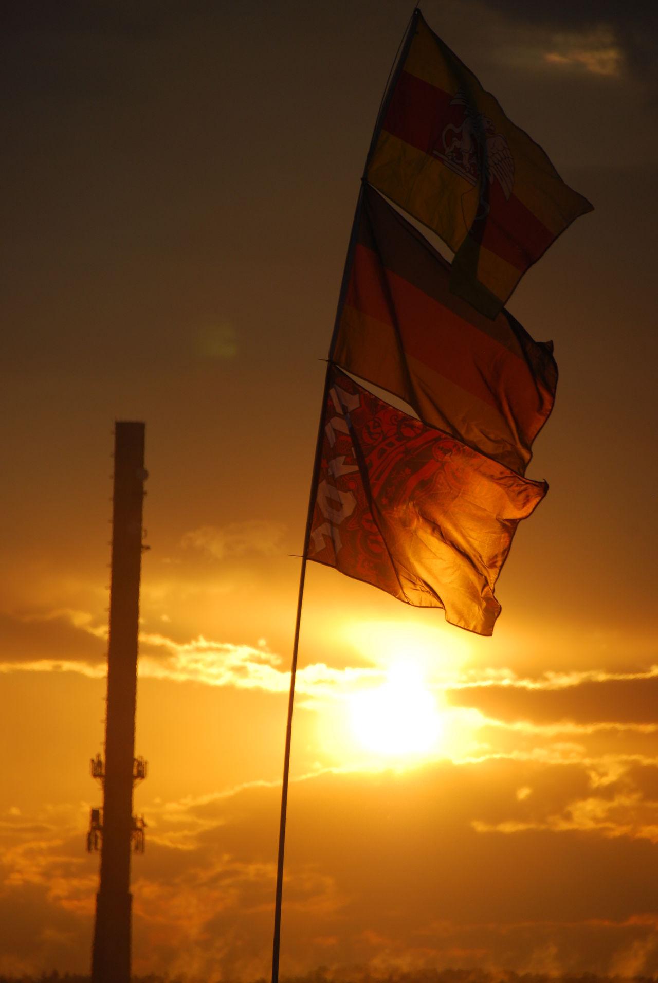 Sachsenring Sachsenring Ankerberg Sonnenuntergang