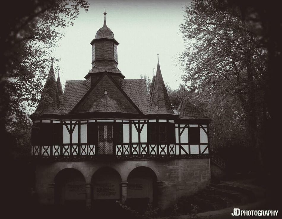 Mühlhausen Architecture Myhometown Blackandwhite