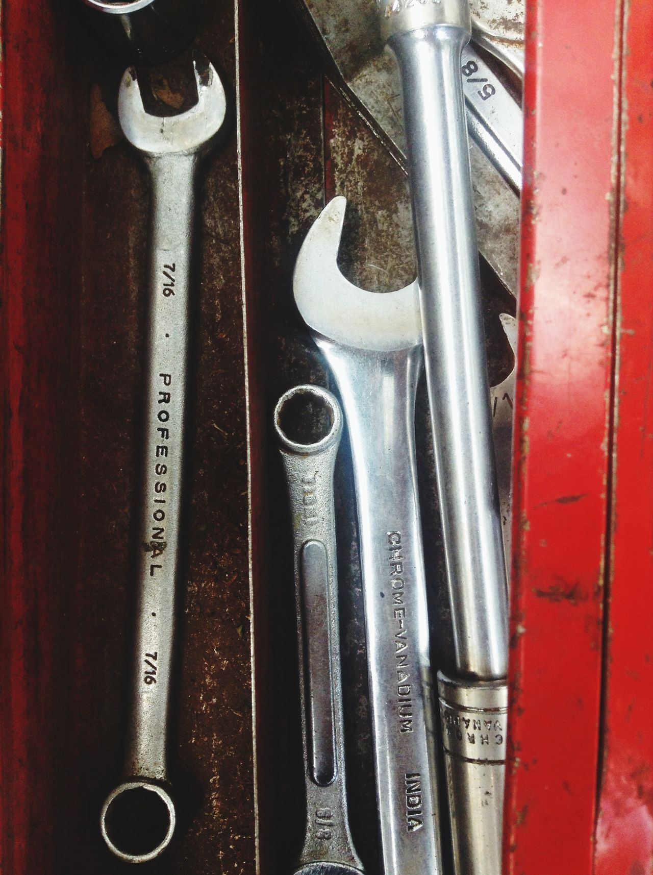 Beautiful stock photos of tools, Choice, Close-Up, Hand Tool, High Angle View