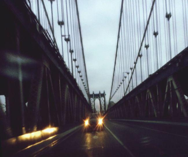 Departure Rain Boroughs