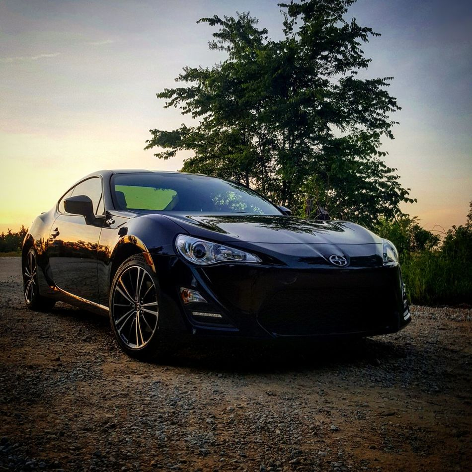The Drive Car Transportation No People Outdoors Scion  Scion Fr-S Scion Frs Car Transportation No People