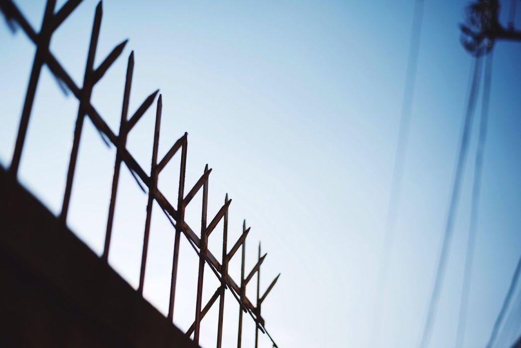 Nikon D810 Snapshot Tokyo Fence