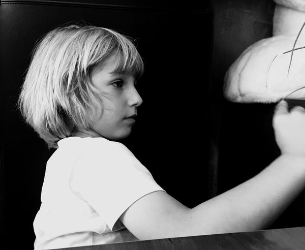 Children Blackandwhite Kinder Portrait Enfant Raul