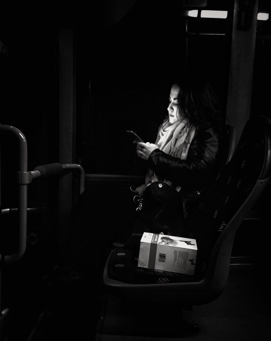 Streetphotography Streetportrait Public Transportation Berlin My Fuckin Berlin Blackandwhite Bnw Mpro IPhoneography Iphone6 Mobilephotography