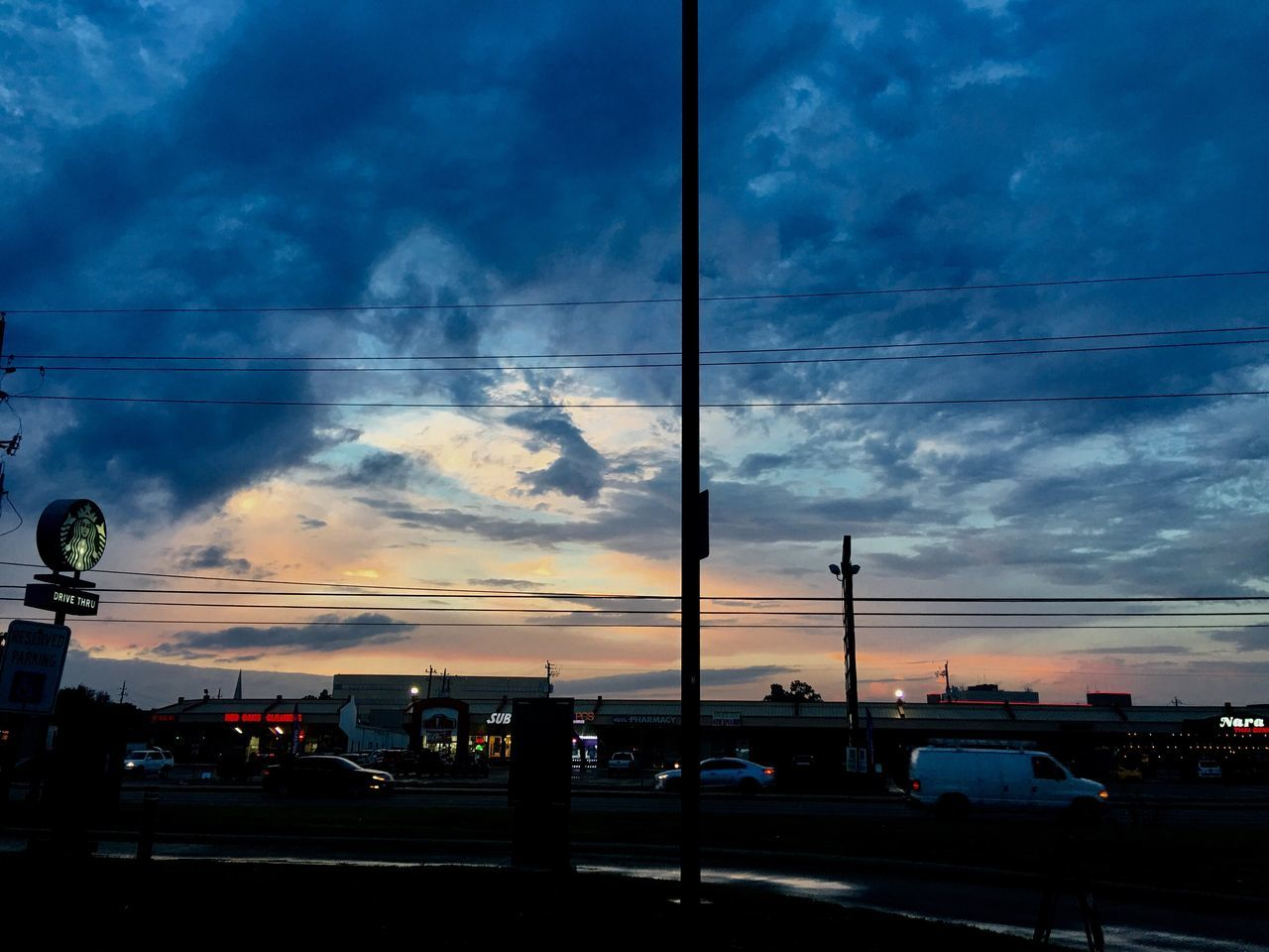 Rush hour skies. Cloud - Sky Sky Dusk Sunset Travel Architecture