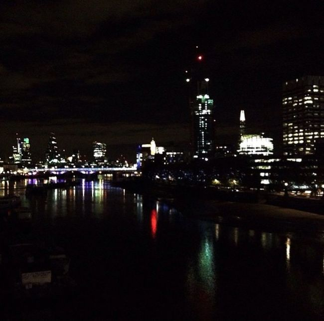 Nightphotography London
