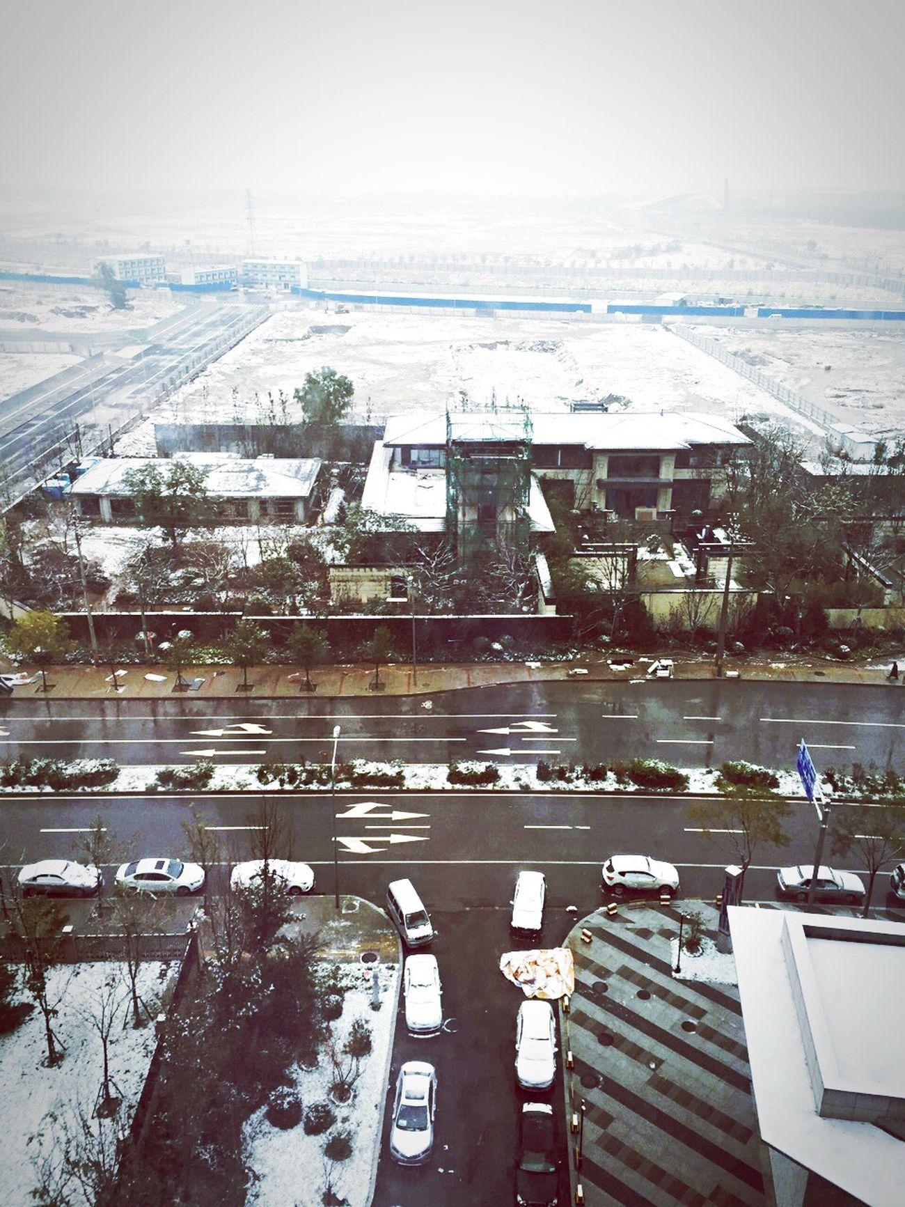 2015年的第一场雪