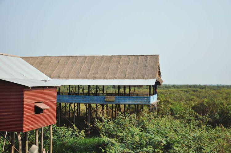 Kambodia Siemreap Mekong Southeastasia Feel The Journey Minimalist Architecture