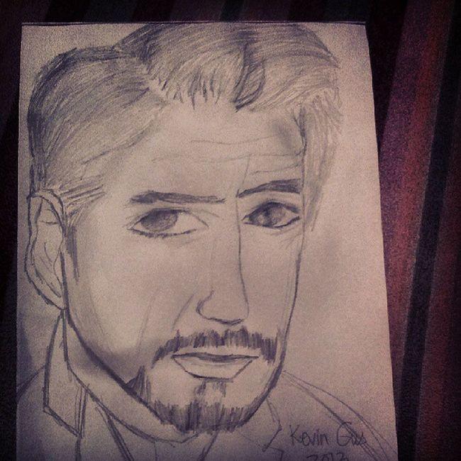 who is he? hahahha epic fail.. wasn't able to copy his face hahahaha Sketch Pinoyartist Filipinoartist Drawing