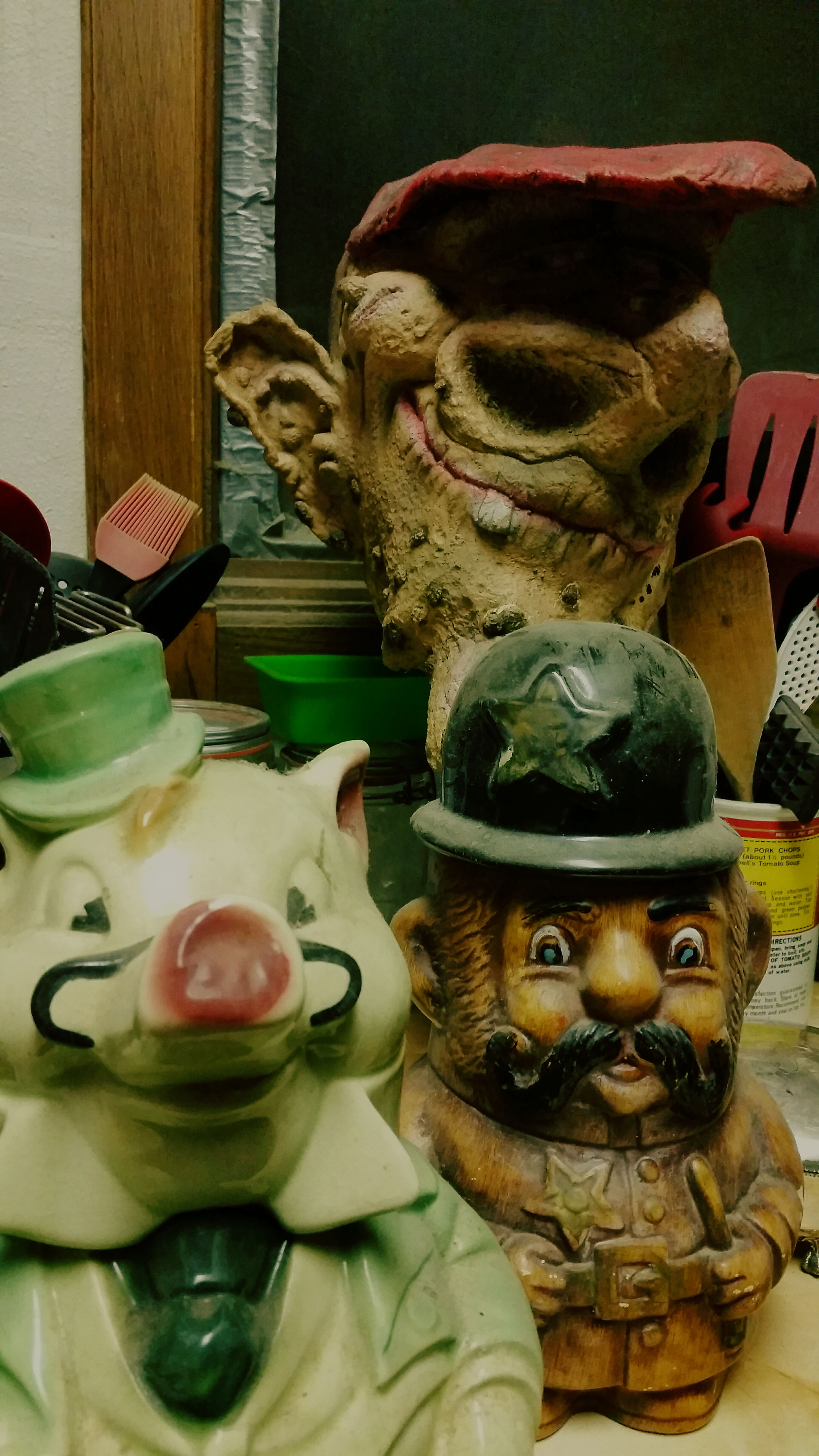 Eyeem Photography Taking Photos In The Kitchen The Cookie Jar Crew Variation Colorado Springs CO USA Sculpture Ceramic Lover