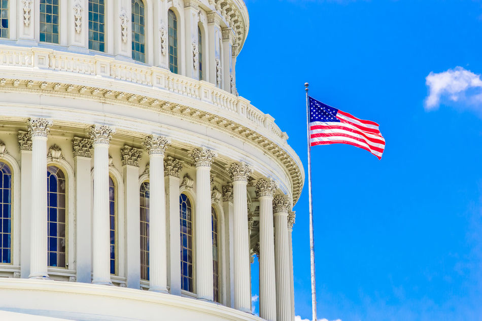 Beautiful stock photos of flag, GOVERNMENT BUILDING, Patriotism , american Flag, arch