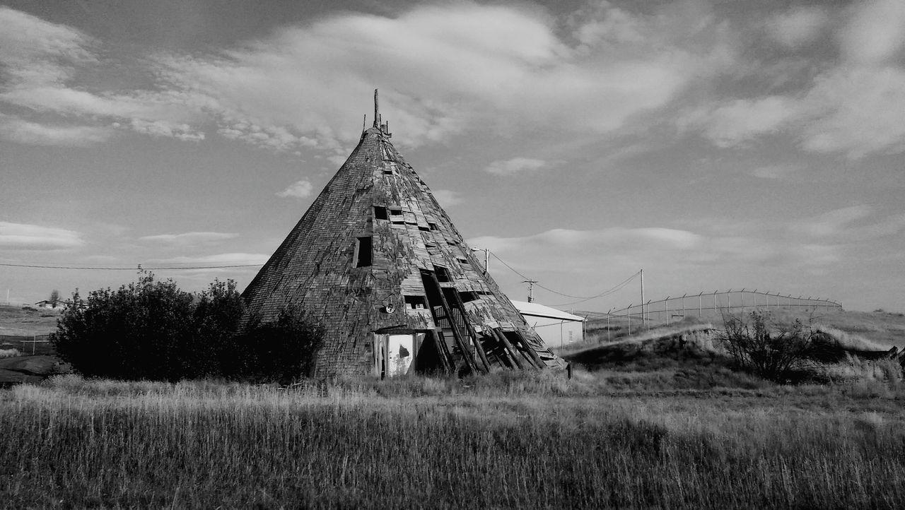 Cheyenne  Architecture Tranquil Scene