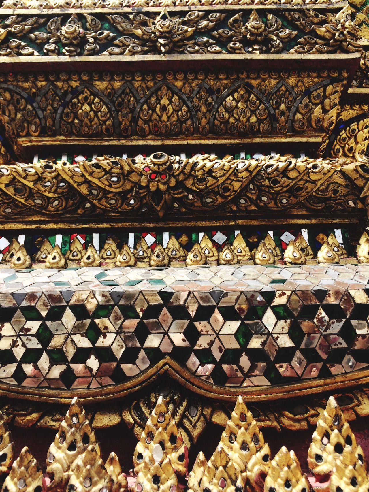 Intricate details tTravel Destinations Bangkok Thailand Grand Palace Bangkok Thailand