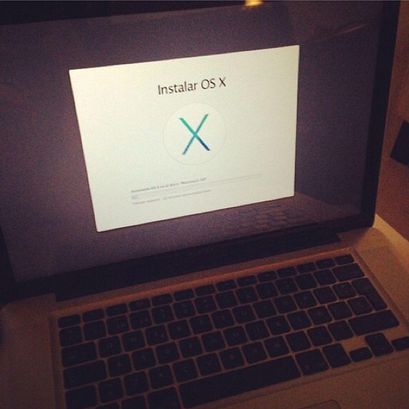 MacBook Iosx Instamoment