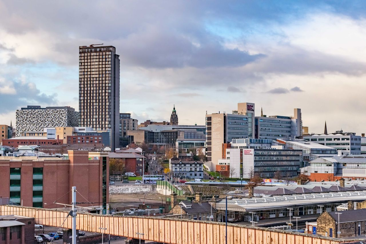 Architecture Building Exterior Built Structure City City Life Cityscape Cloud - Sky Day HDR HDR Collection Hdr_Collection Hdrphotography Modern No People Outdoors Sheffield Sheffield Hallam University Sheffieldinthedetails Sheffieldissuper Sky Skyscraper Travel Destinations Urban Skyline Yorkshire