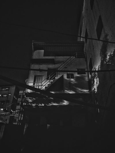 The View And The Spirit Of Taiwan 台灣景 台灣情 VSCO Vscocam ゆ2017.07.20 ゆ2017BW ゆ在小巷小弄裡 at 嘉義 Taiwan