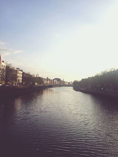 Dublin City, Ireland.