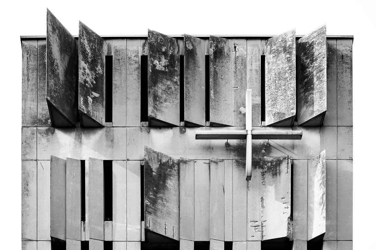 Architecture Blackandwhite Church Concrete Façade Modern Architecture Modernism Religion