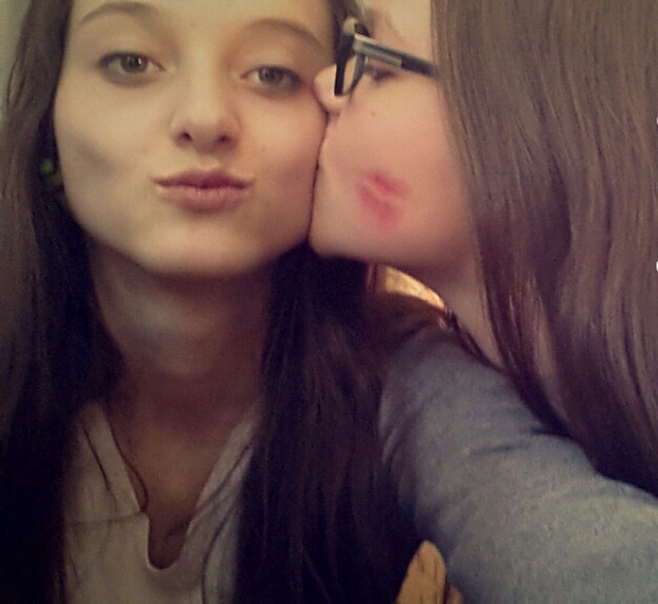 Kiss Kiss Love♥ Best Friends