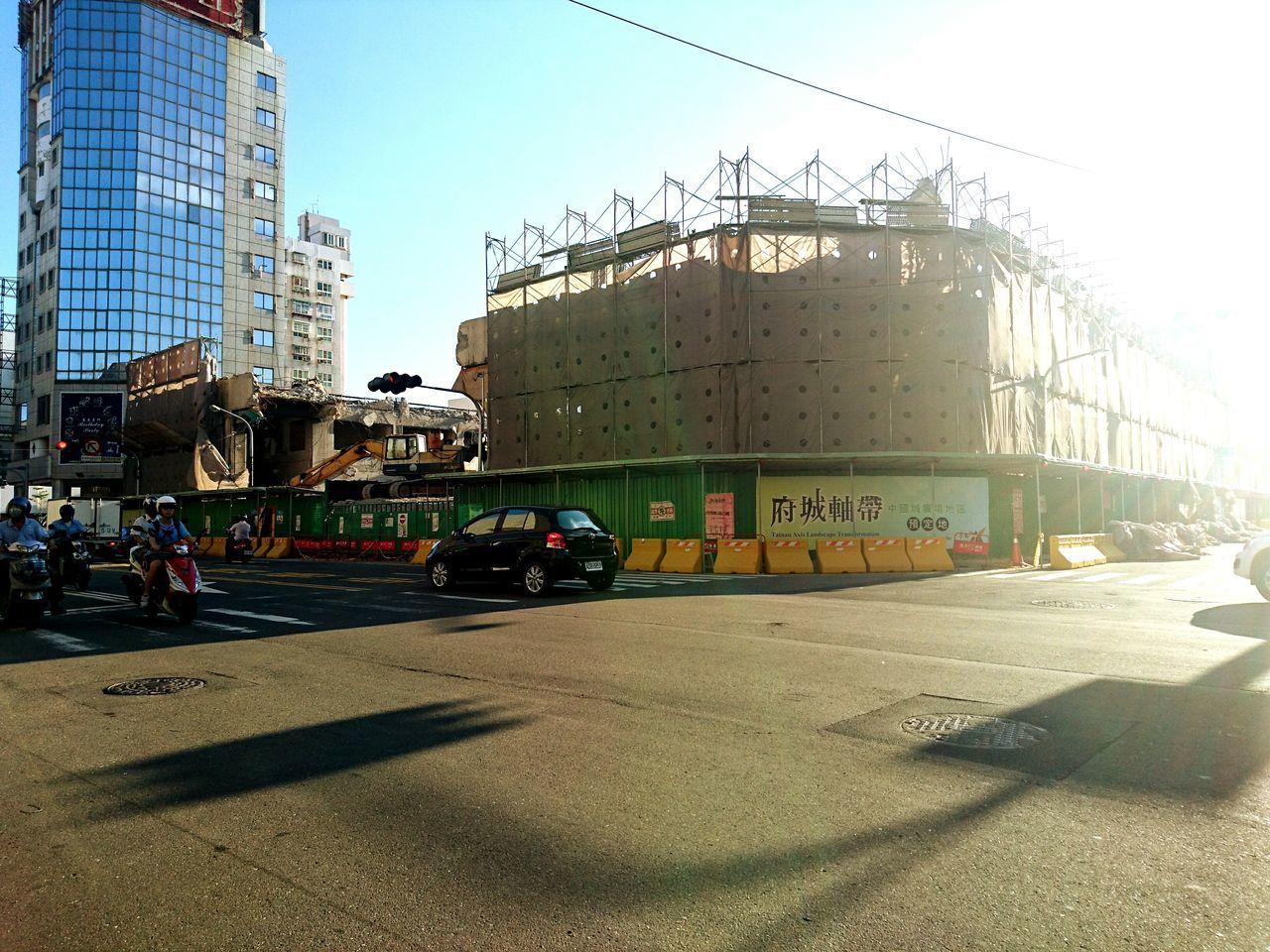 台南中國城的改建… First Eyeem Photo