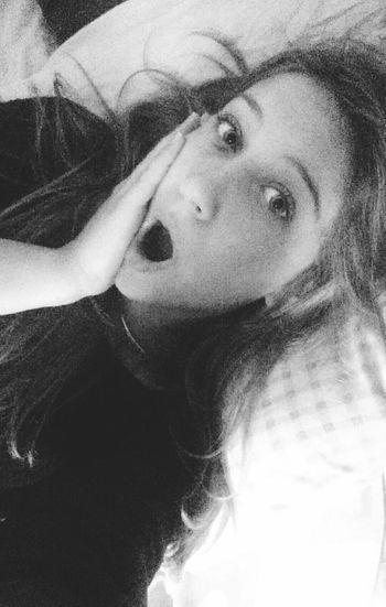 Shocked Face Boring Throwback