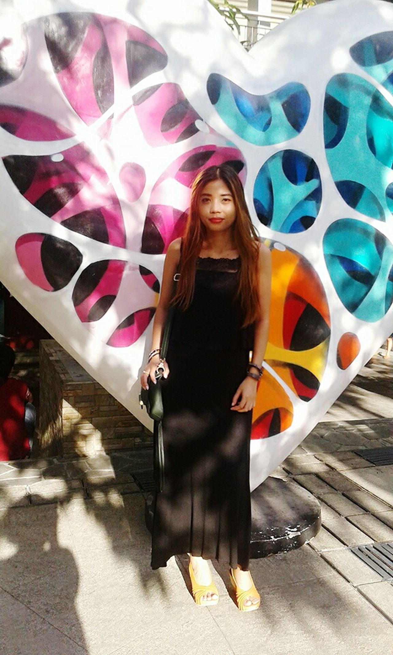 Hi! That's Me Ootd Maxidress Black Dress Its My Birthday  Keeping It Classy Stay True, Be YOU ❥ Just Chillin' LookingCute  KAWAII Me Time ♥ Inspired By Art My Blog http://jennyfashionillustration.jimdo.com
