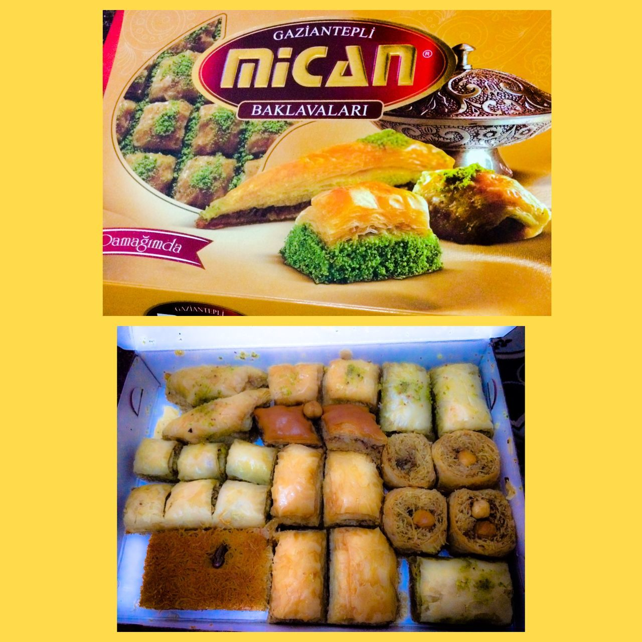 Eating Baklava Baklawa Eating Baklava Turkish Baklava Turkey Türkiye Mican Tadi Turkish 😝#yummy😜🇹🇳🇹🇳🇹🇳