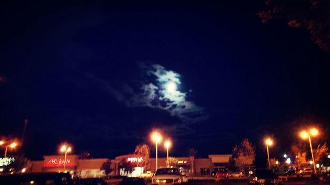 Moonlight Night Photography