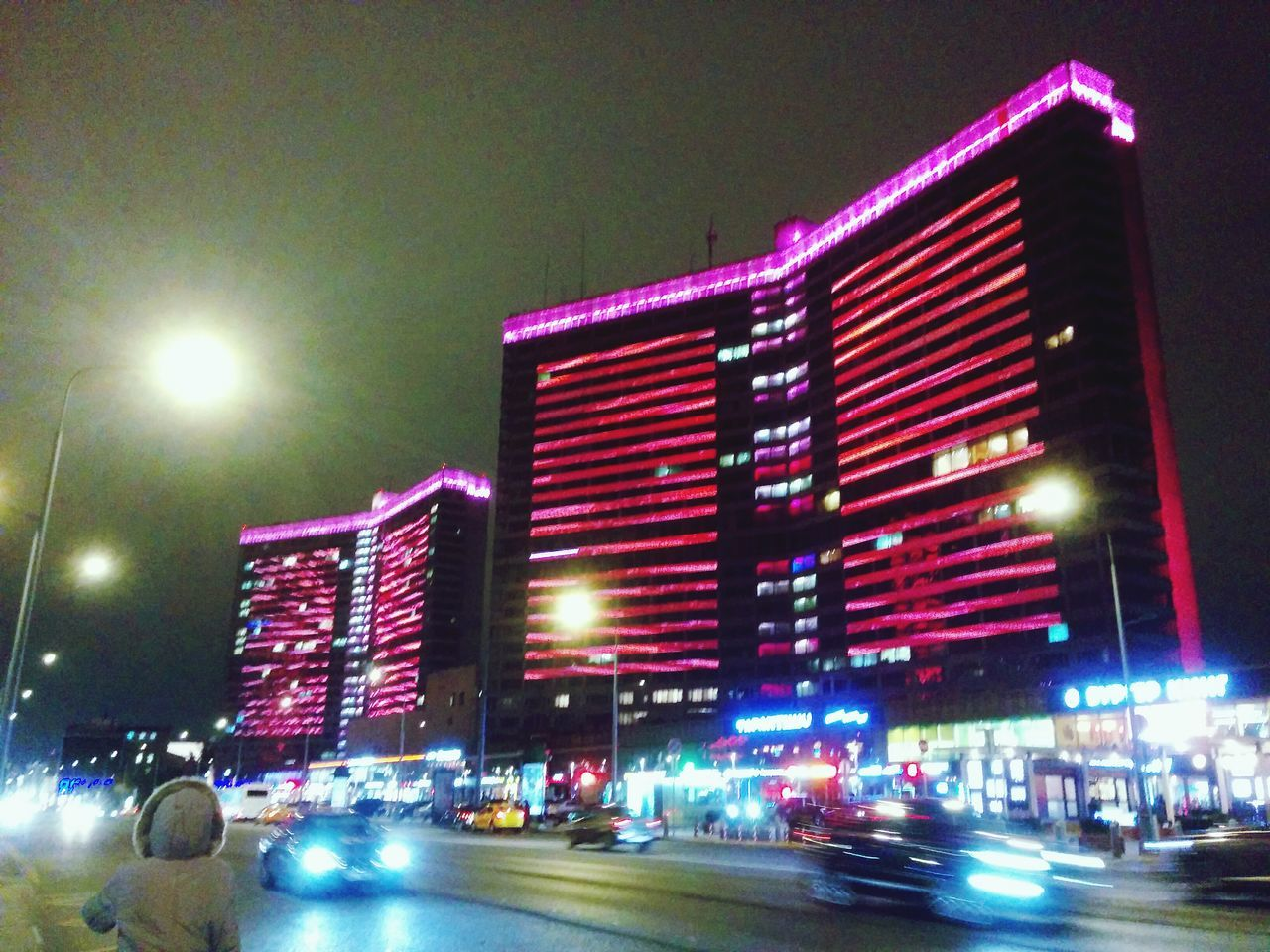 Car Illuminated City Road Building Exterior Night Built Structure Architecture Street Street Light On The Move Office Building City Life Eyeemphotography Like4like EyeEm Best Edits Sky EyeEm Gallery EyeEm Best Shots Color Photography Colors Go Home Arbat Street