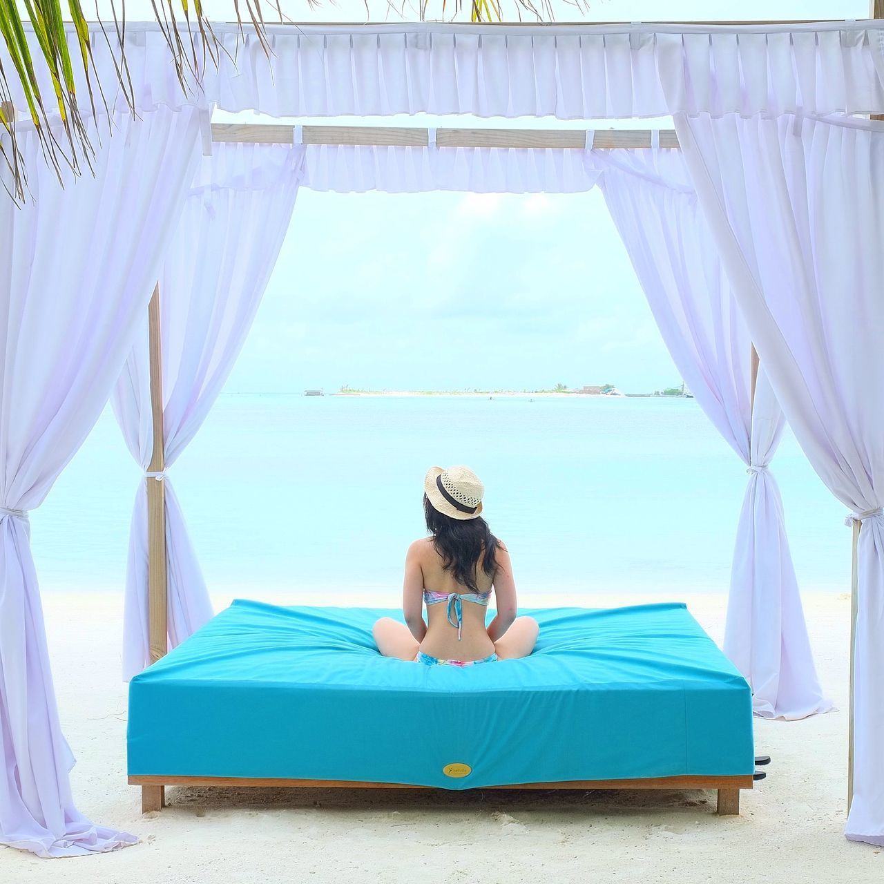 Beautiful stock photos of bikini, 20-24 Years, Anantara Veli Resort And Spa, Beach, Beautiful Woman