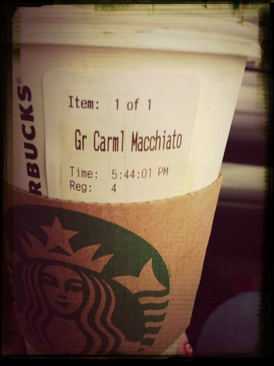Ahhhh Starbucks!